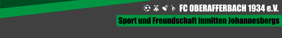FC Oberafferbach e.V.